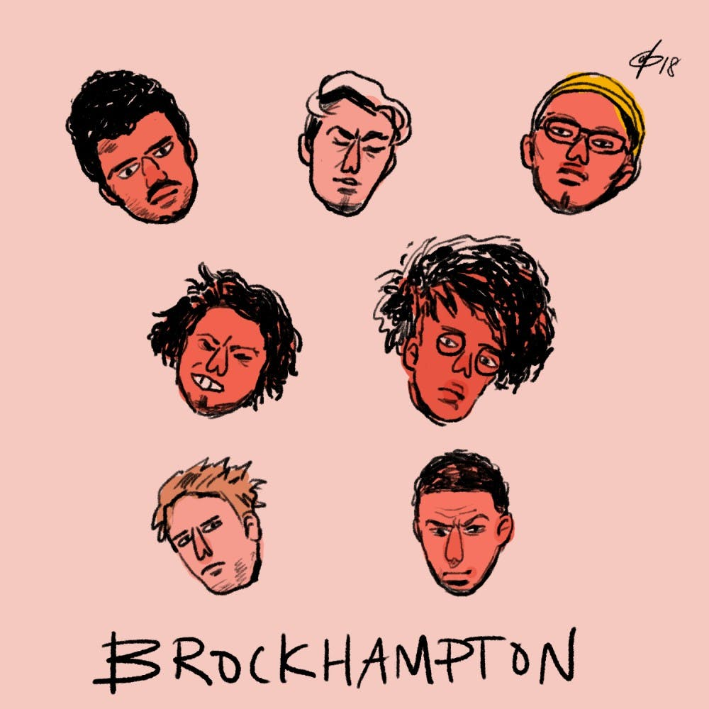 Why I Can't Wait for BROCKHAMPTON to Break Up   34th Street