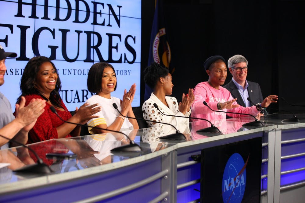 """Hidden Figures"" Panel Discussion"