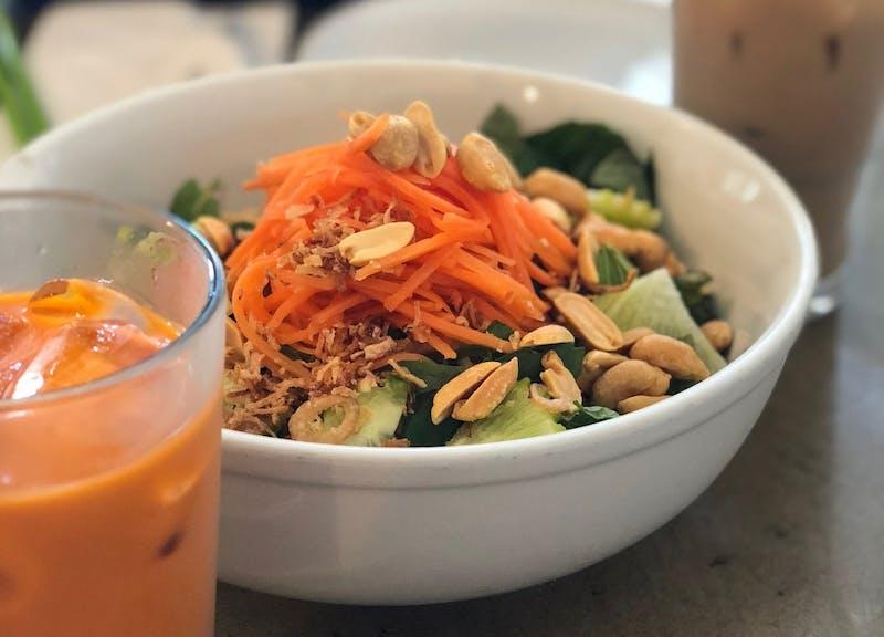 tofu khao poon