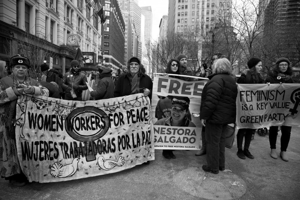 International Women's Day NYC