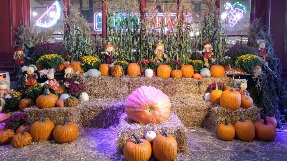 Image result for reading terminal harvest festival