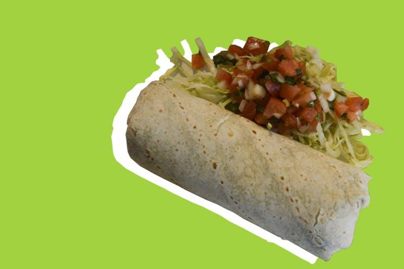 burrito and pico