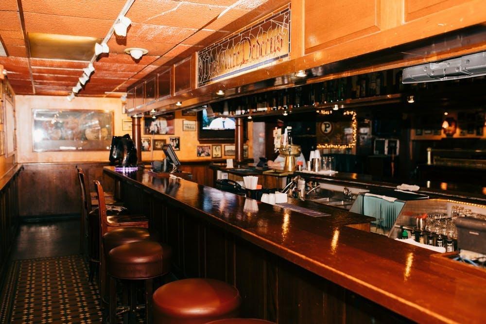 smokey joe's bar