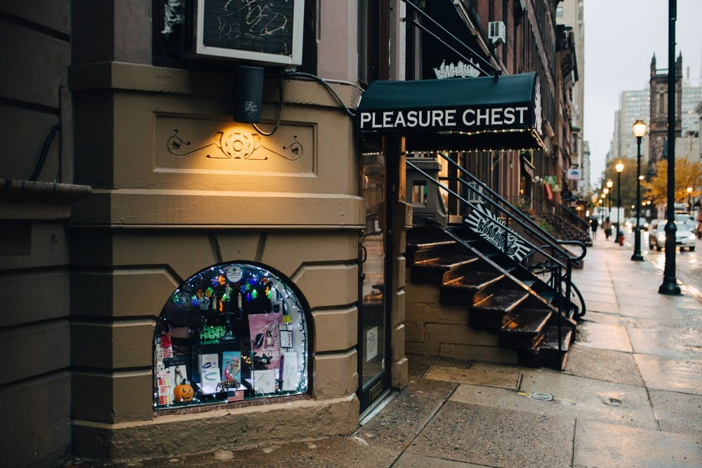 Pleasure Chest