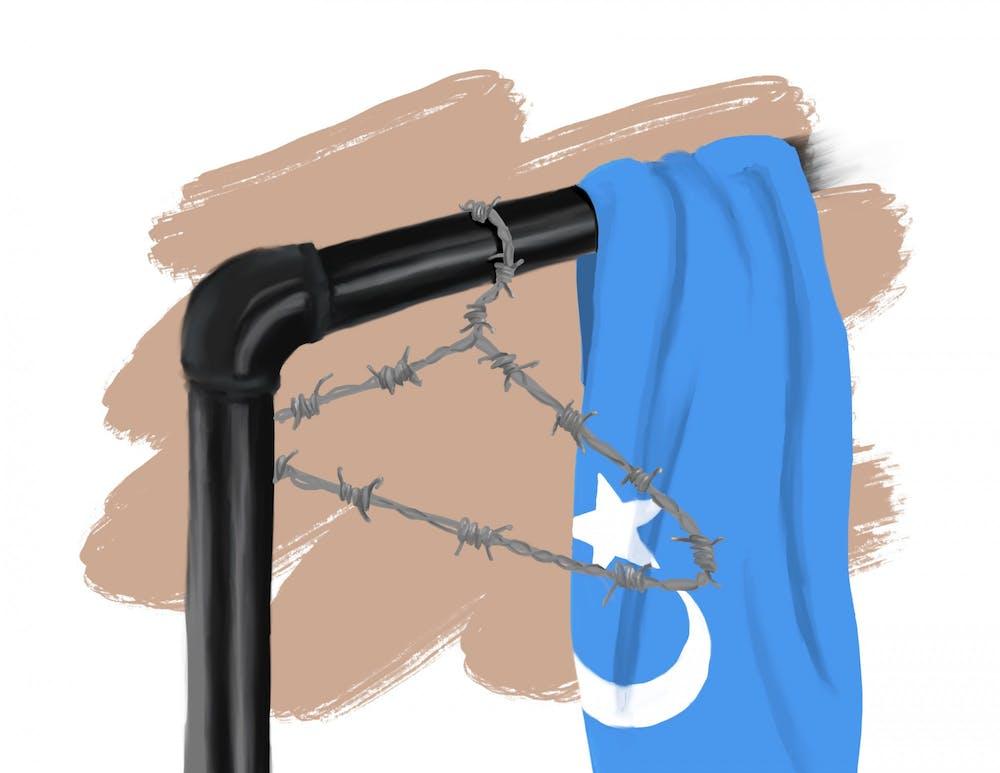 uyghur garment industry