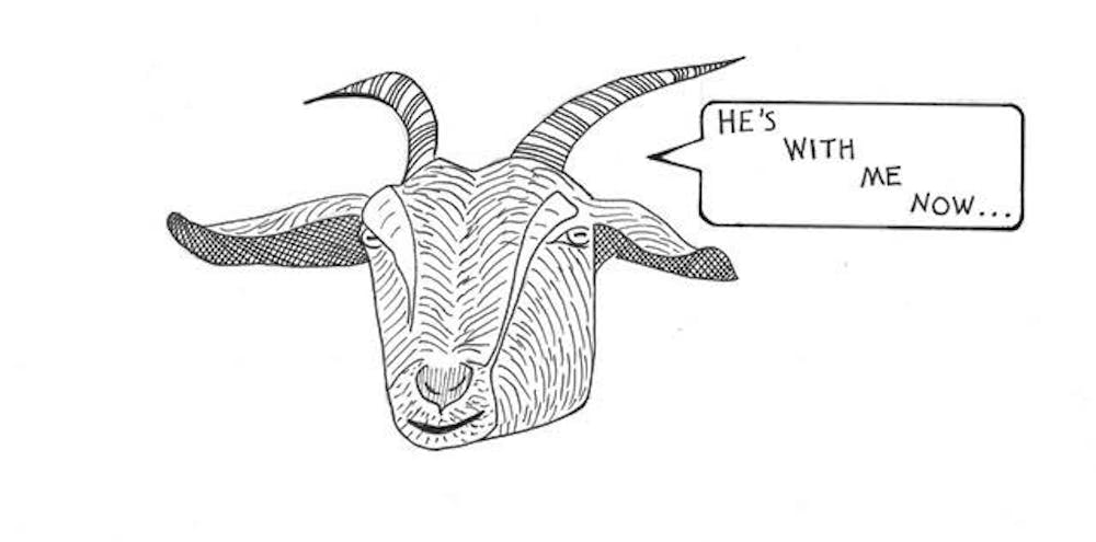 Ghosted by Goat Boy | 34th Street Magazine