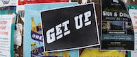 Get Up title