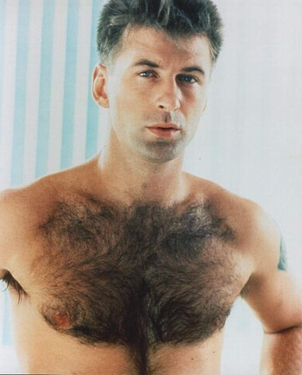 How to Rock Chest Hair  11th Street Magazine