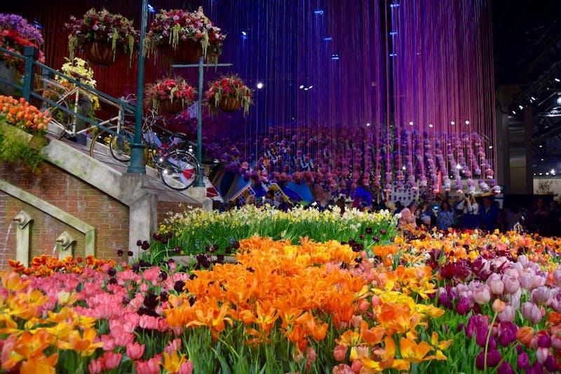 Philadelphia Flower Show 2020 Theme.The Philadelphia Flower Show Is Actually Amazing 34th