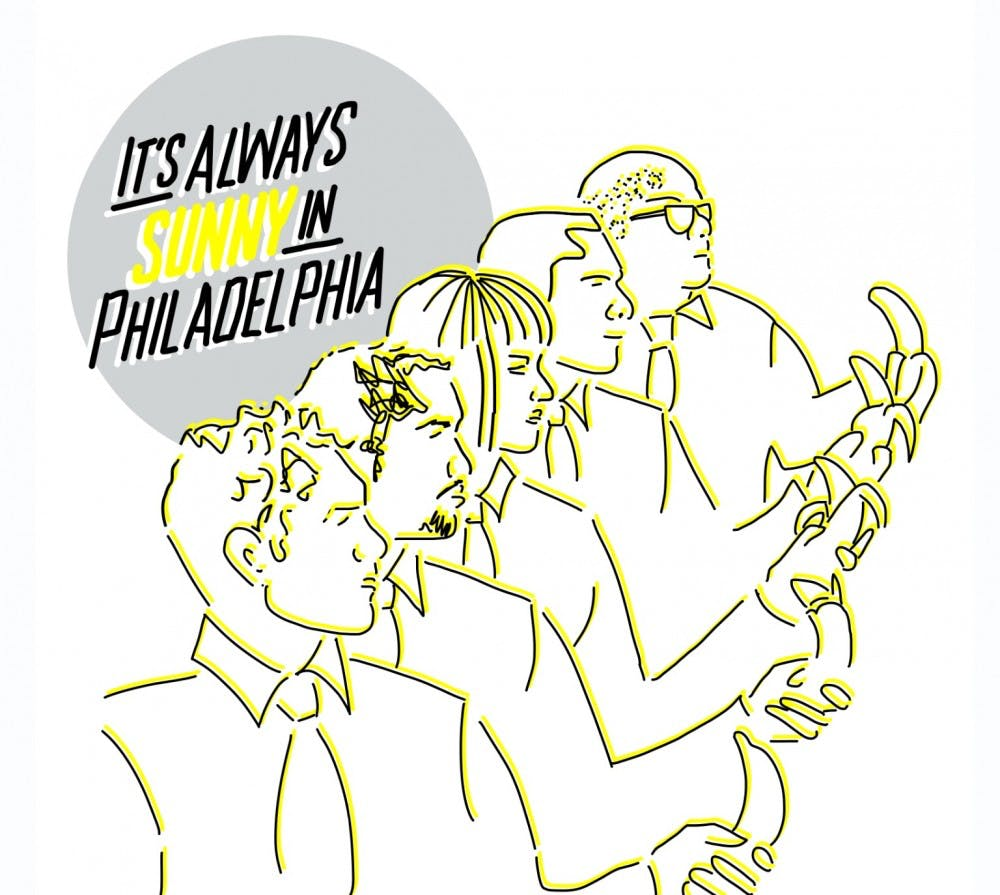 Why It\'s Still Sunny in Philadelphia | 34th Street Magazine