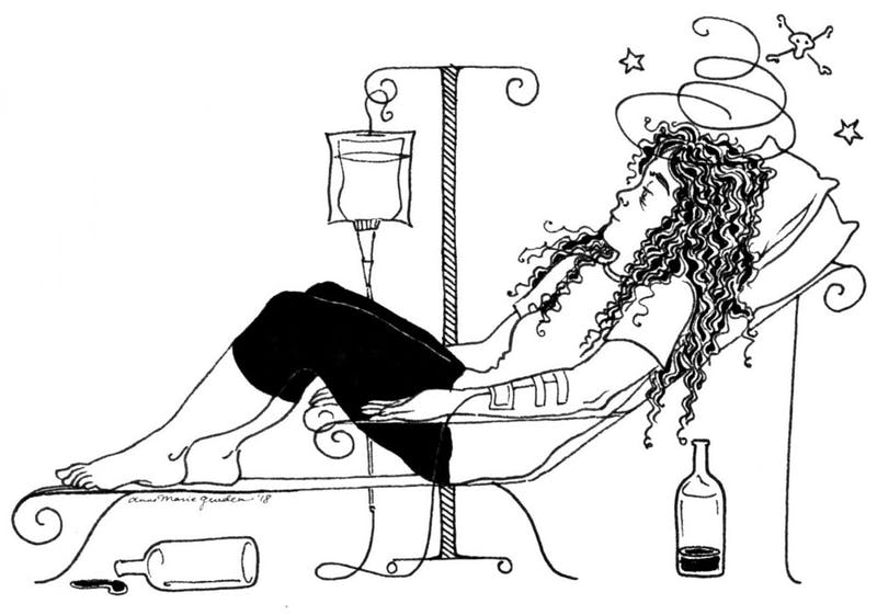 ANNE MARIE GRUDEM_Hangover cure IV.jpg