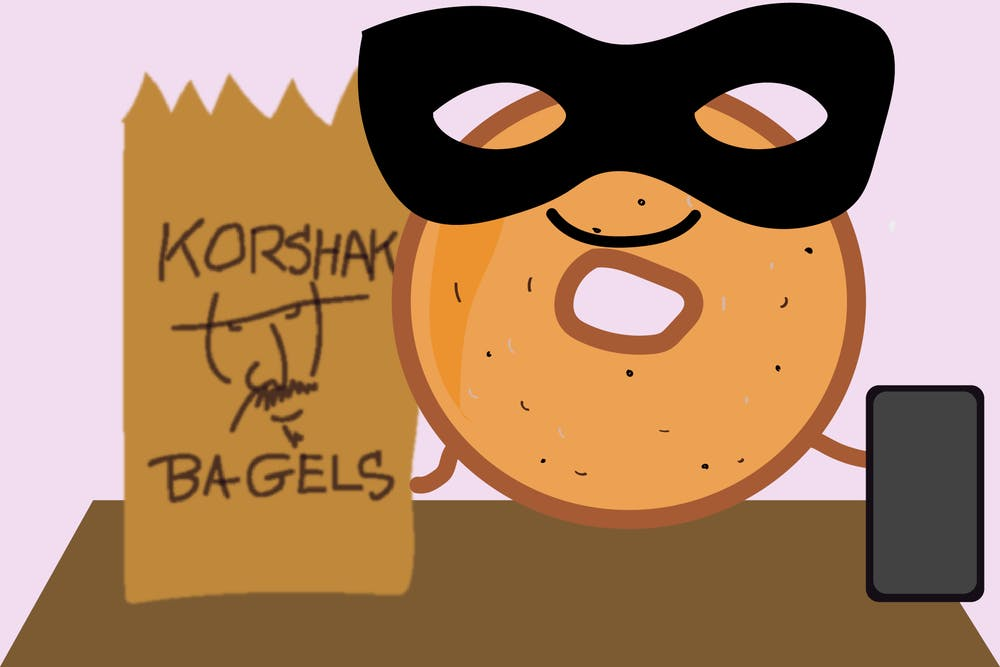 secret bagel man
