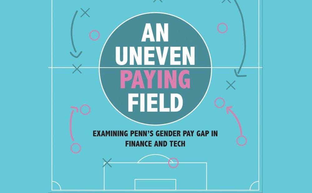 Penn's Gender Pay Gap | 34th Street Magazine