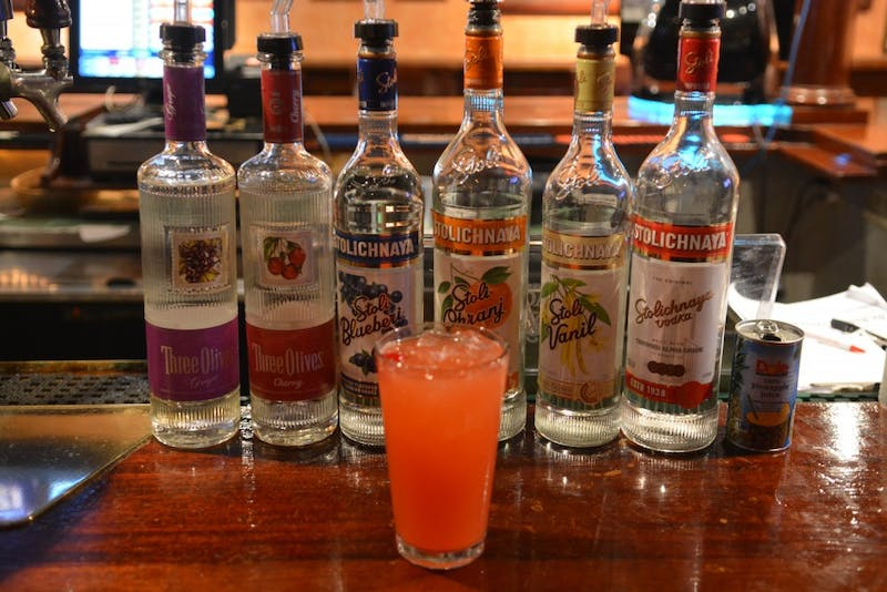 the thirsty fourth street drink