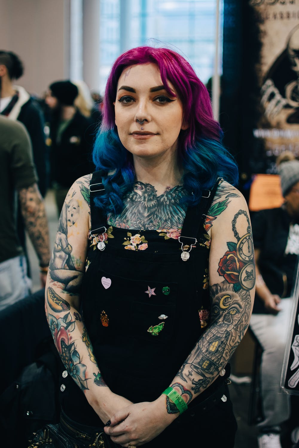 9eb591955 From Parents to Punk–Rockers: The 21st Annual Philadelphia Tattoo ...