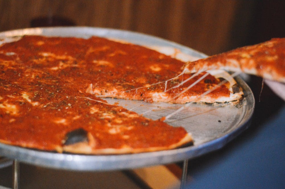 Tony S Famous Tomato Pie Does More Than Just Pizza 34th Street Magazine