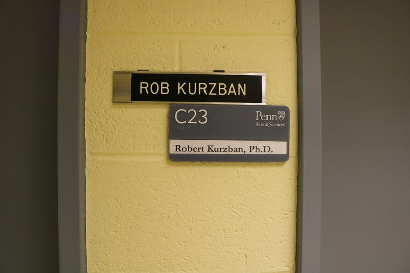 Honest Mistake: Robert Kurzban Thought His Class Roster Was a List of Cute Singles in the Area