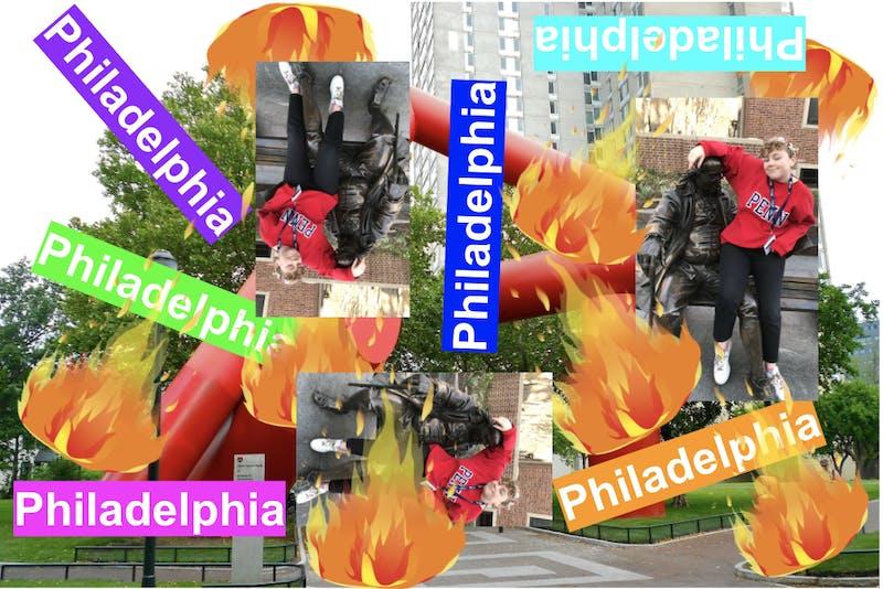 """Bad Things Happen in Philadelphia,"" Said Every Penn Student Ever"
