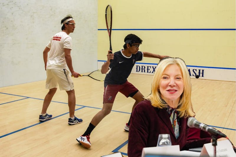 Amy Gutmann Won't Rest Until Every Child in West Philly Plays Squash — Here's Why