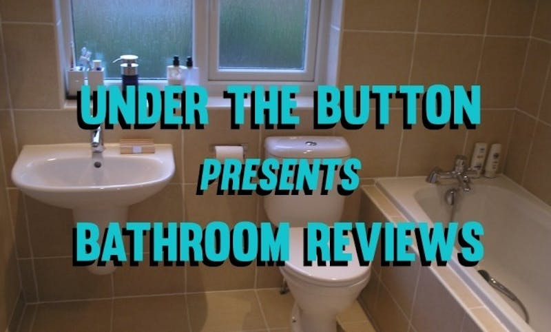 Bathroom Review: John M. Huntsman Hall