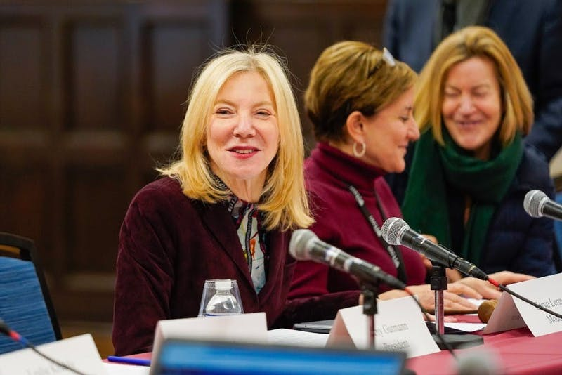 Conspiracy: Amy Gutmann Has Been Replaced by a Lookalike, No One Notices