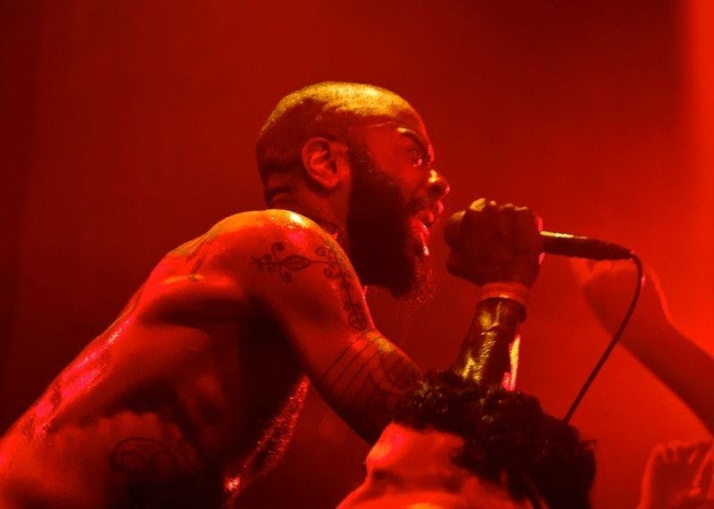 Finally: NCH Dining Hall Hires Death Grips Frontman to Yell When Your Order's Ready