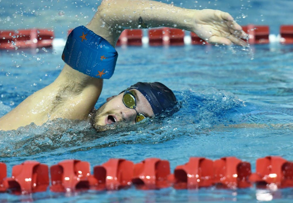 DOJ to Investigate Admission of Swim Team Athlete Wearing Floaties