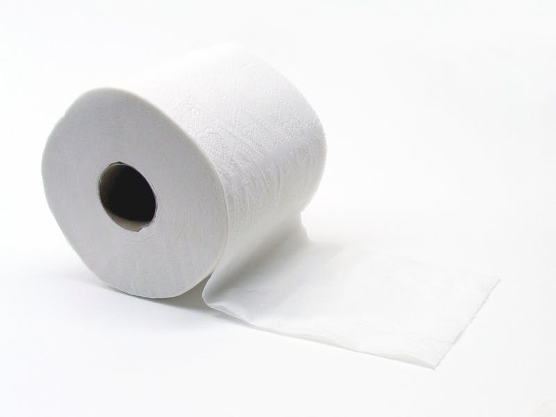 Bragging Much? Student Leaving CVS with 24-Pack of Toilet Paper Wants You to Know He Eats Foods Rich in Dietary Fiber