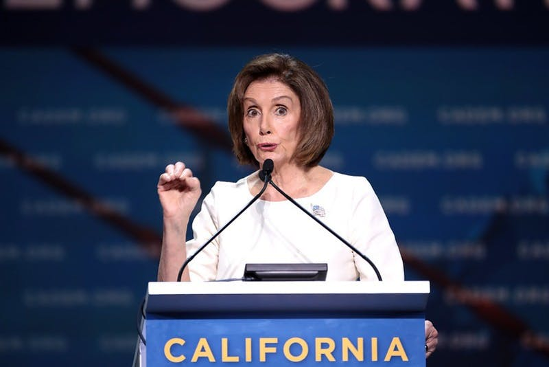 Sorry Professor! Nancy Pelosi Tore up My Homework