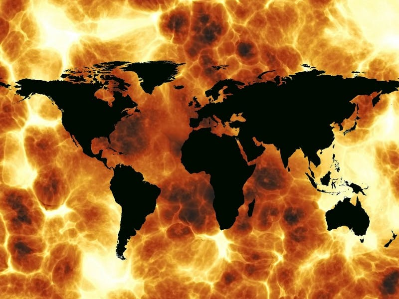 Climate Change is Going to Kill Us All in 15 Years—Who's Tryna Fuck?