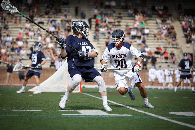 Penn Lacrosse Team Suspended for Inventing Fake Sport To Get Into Penn