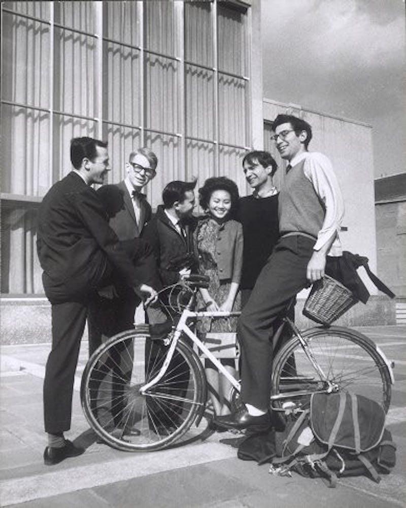 ShutterButton: The Swingin' Sixties