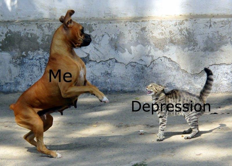 Comeback Kid! Depression Returns as Classes Resume