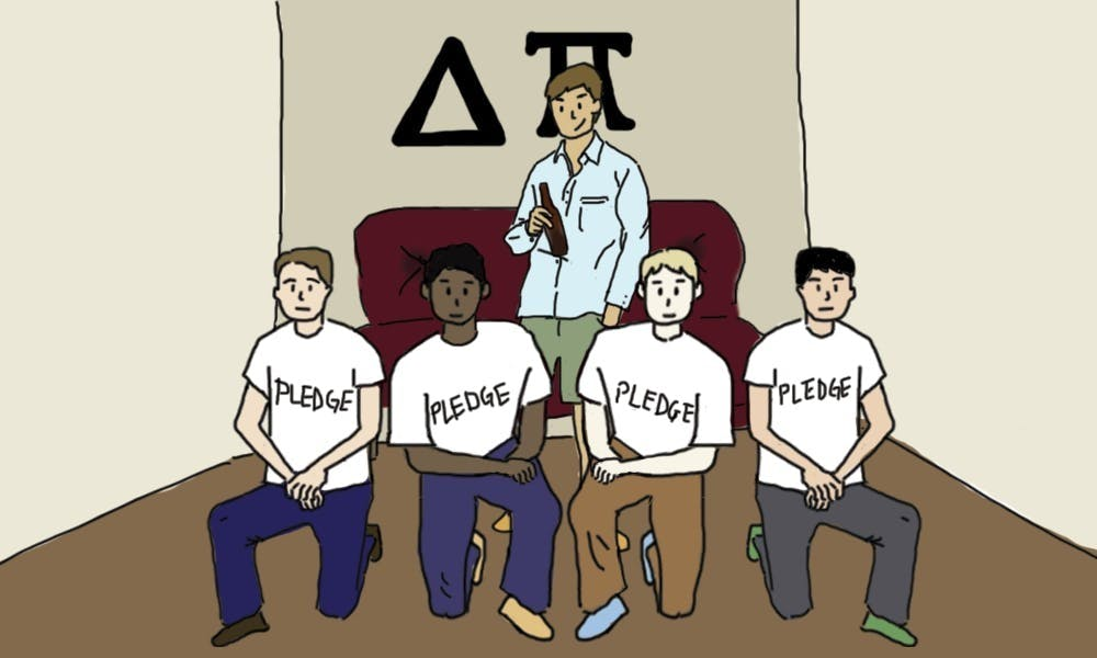 Five Subtle Ways to Signal That You Are Involved With Greek Life