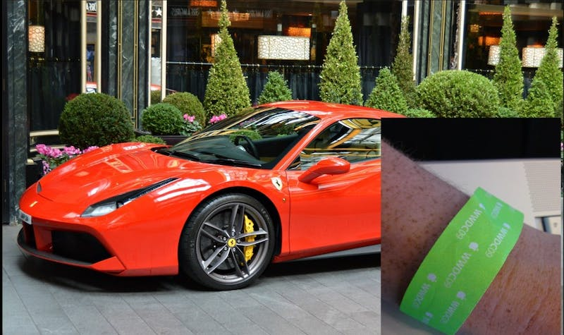 This Master Barterer Traded up From a Ferrari to a Pool Party Wristband