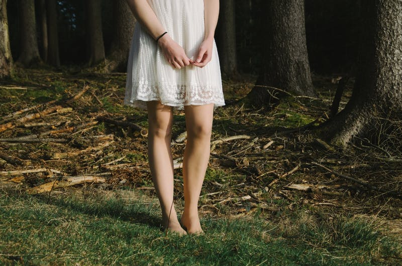 Beautiful! With Humans Staying Home, Forests of Leg Hair Return to Their Natural States