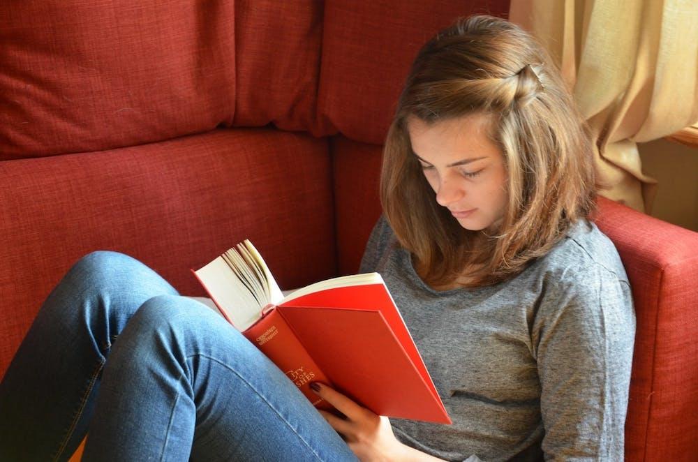 read_book_girl_study_learn_sofa_leisure_education-923667