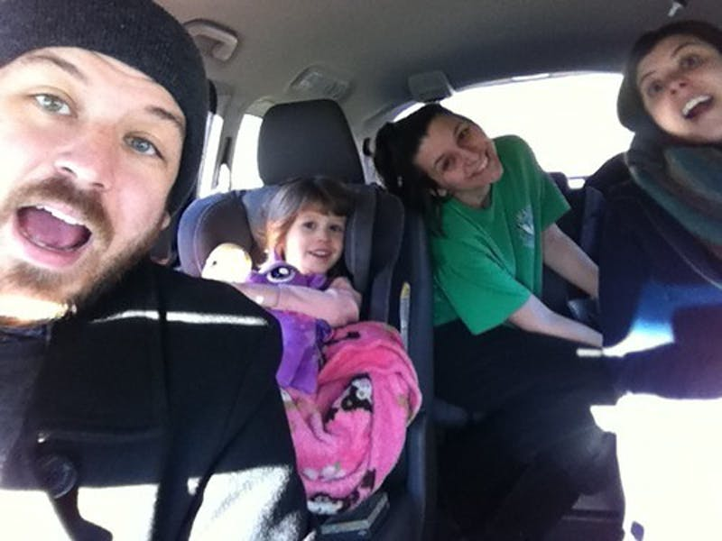 Alarming! Mom and Dad Really Belt Billy Joel During Family Road Trip