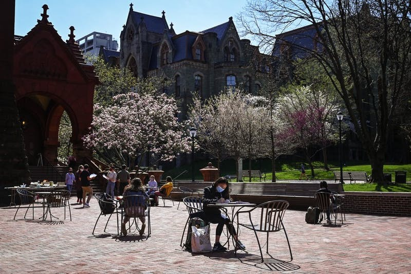 Junior Revisits Thriving At Penn Modules to Figure out Where It All Went Wrong