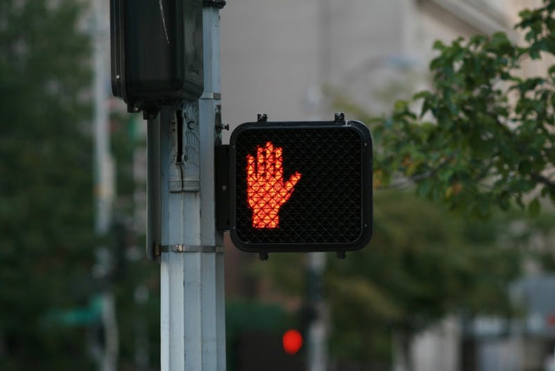 Man Crosses One Lane Of Street Before Crossing Sign Illuminates, Describes Living Life 2 Whole Seconds Ahead Of Peers