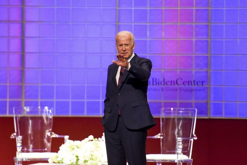 Penn Prof. Joe Biden Takes Official Leave From Doing Nothing to Run for President