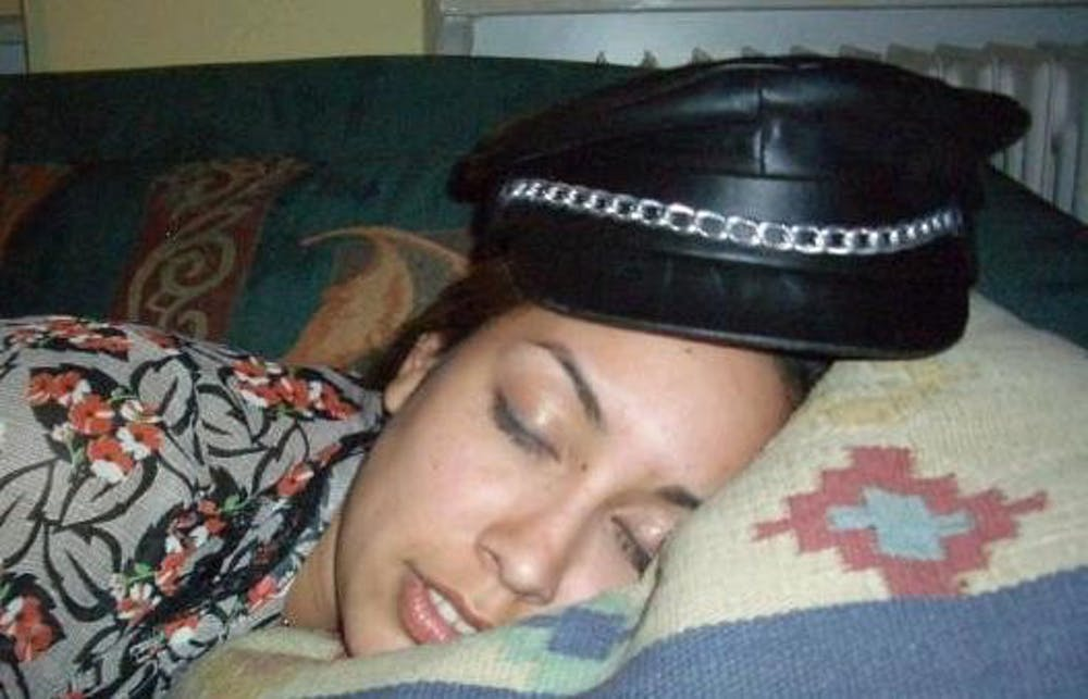 mexican_woman_sleeping_on_her_side