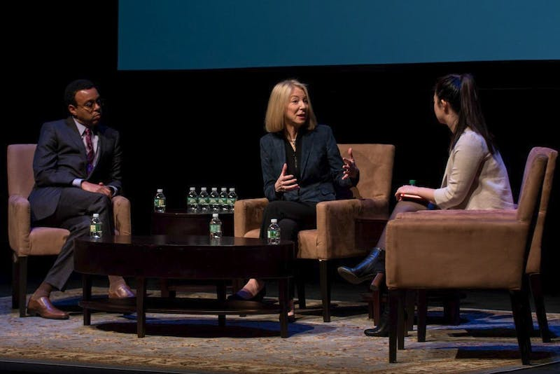 Amy Gutmann To Have Campus Conversation with Tyga, IceJJFish, Carly Rae Jepsen, and the All-American Rejects