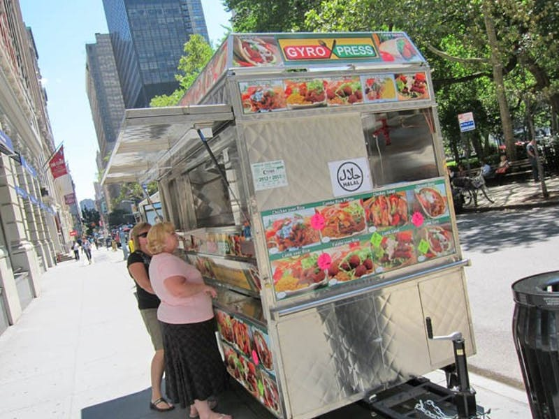 Students Upset That There Will Be No Virtual Halal Truck