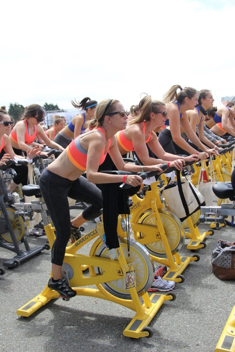 Harvest Location To Become a Soul Cycle Studio