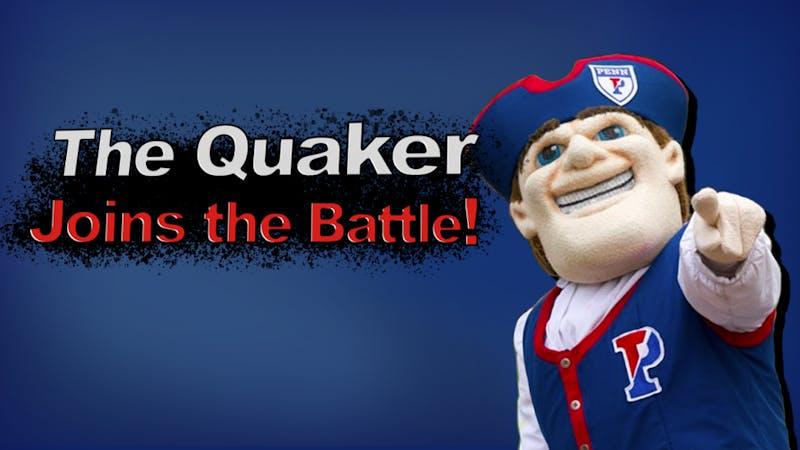 OP-ED: Add the Quaker to Smash Bros, You Cowards