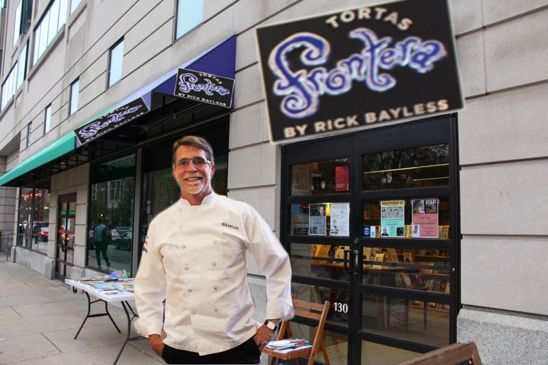Rick is Back, Baby! Penn Book Center to Be Replaced by Frontera