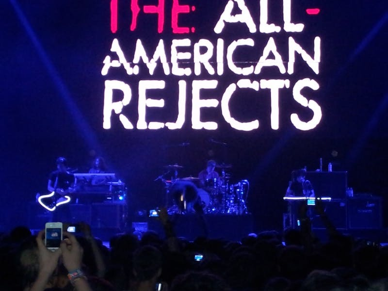 Meet the Tens of Students Who Are Secretly Excited for The All-American Rejects