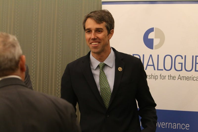 OP-ED: Beto O'Rourke's Butt Should Run for President