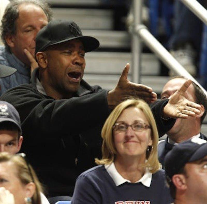 Denzel Washington? More Like Denzel Watch-His-Son!